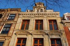 Casa velha em Amsterdão Imagens de Stock Royalty Free