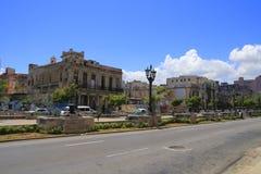 Casa velha em Havana Imagens de Stock