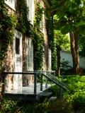 Casa velha em Montreal, Canadá Imagem de Stock Royalty Free