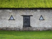 Casa velha em sweden Fotografia de Stock Royalty Free