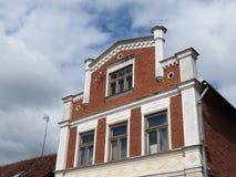 Casa velha, Latvia fotos de stock royalty free