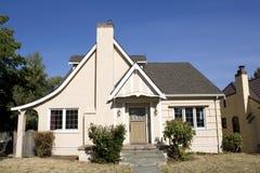 Casa velha original Fotografia de Stock