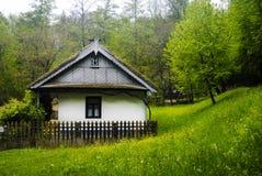 Casa velha tradicional Foto de Stock Royalty Free