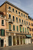 Casa Venetian velha Imagem de Stock