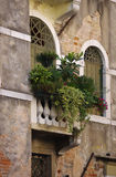 Casa veneziana Immagini Stock