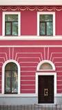 Casa, ventanas, puertas fotos de archivo libres de regalías