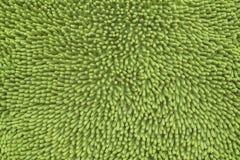 Casa verde di progettazione del tappeto Fotografia Stock Libera da Diritti
