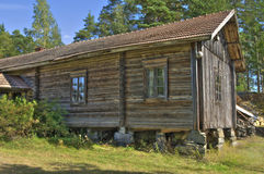 Casa vieja Imagen de archivo