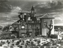 Casa vieja Fotos de archivo libres de regalías