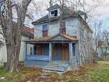 Casa vieja abandonada Imagenes de archivo