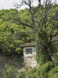 Casa vieja abandonada Foto de archivo