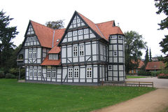 Casa vieja alemania Fotografía de archivo libre de regalías