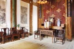 Casa vieja china Foto de archivo