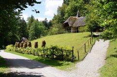 Casa vieja de Austria Foto de archivo