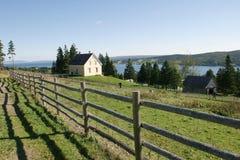 Casa vieja de la granja Fotos de archivo