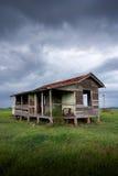 Casa vieja de la granja Imágenes de archivo libres de regalías