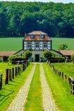 Casa vieja del cochero Fotografía de archivo