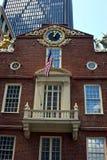 Casa vieja del estado Foto de archivo