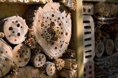 Casa vieja del insecto en una granja Fotografía de archivo libre de regalías