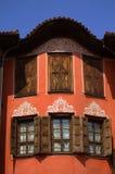 Casa vieja del renacimiento Fotografía de archivo