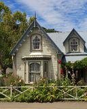 Casa vieja en Akaroa Fotos de archivo