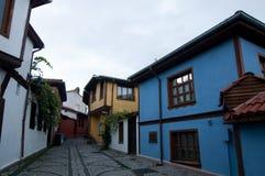 Casa vieja en Eskisehir fotos de archivo libres de regalías