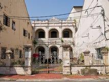 Casa vieja en Melaka Imagen de archivo