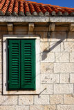 Casa vieja en Sutivan Imagenes de archivo