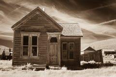 Casa vieja rústica Fotografía de archivo libre de regalías