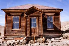 Casa vieja rústica Imágenes de archivo libres de regalías