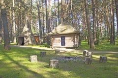 Casa vieja rural imagen de archivo libre de regalías