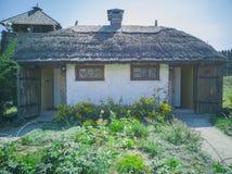 casa 71-Village Foto de Stock