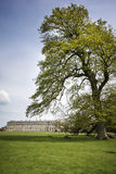 Casa y argumentos de Petworth en Sussex Fotos de archivo libres de regalías