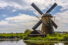 Casa y el gigante de Países Bajos Imagen de archivo