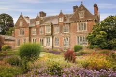 Casa y jardines de Wells Wexford irlanda foto de archivo