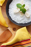 Casabe, bammy, beiju, peso dalla manioca (tapioca) immagine stock libera da diritti