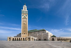 Casablanca. Hassan II Mosque - Casablanca - Best of Morocco Stock Photos