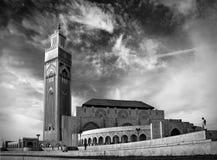 Casablanca stockbild