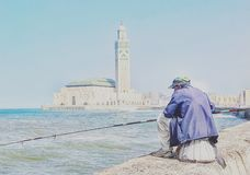 casablanca Image stock