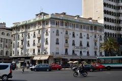Casablanca center. Royalty Free Stock Photo