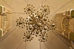 casablanca detaljhassan ii moské Fotografering för Bildbyråer