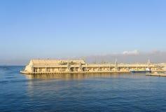 Casablanca Harbour Stock Photography