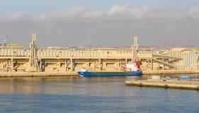 Casablanca Harbour Royalty Free Stock Image