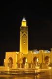 casablanca hassan ii mosque στοκ φωτογραφίες