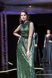 Casablanca, Maroc - 26 septembre 2017 : modèles marchant sur Image stock