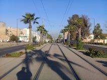 Casablanca Marocko royaltyfria foton