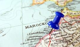 Casablanca, Marokko lizenzfreies stockfoto
