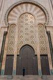 Casablanca Maroko, Październik, - 29, 2017: turysta bierze fotografie Obraz Stock