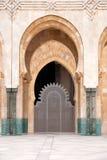 Casablanca meczet Zdjęcie Royalty Free