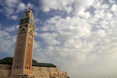 Casablanca, Morocco Royalty Free Stock Photography